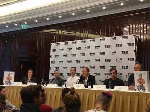 Tom Of Finland Berlin press conference