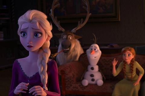 Frozen Ii Review Reviews Screen