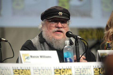 George rr martin wiki commons