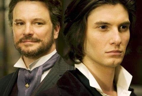 Dorian Gray, with Ben Barnes and Colin Firth