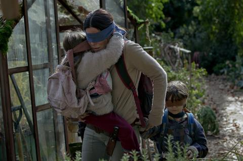 Bird Box Review Reviews Screen