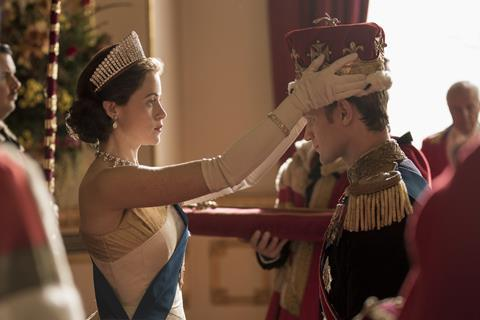 the crown c robert viglasky netflix