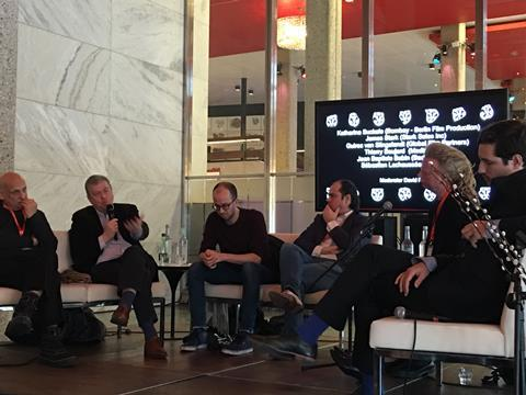 IFFR Film Finance panel