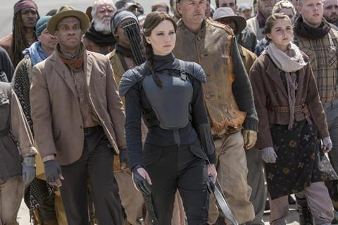 The Hunger Games Mockingjay Part 2 a
