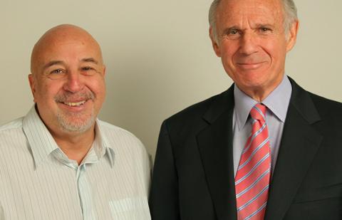 Larry Namer and Martin Pompadur