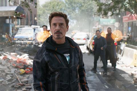 avengers infinity war 6 marvel studios