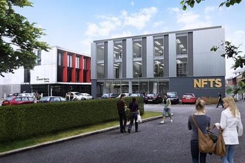NFTS 4k studio
