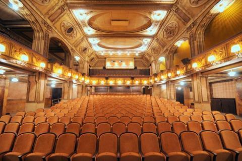 Kino Lucerna Czech Republic