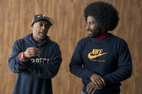 Blackkklansman Director Spike Lee Has No Regrets Over His Anti Trump Speech At Cannes Features Screen