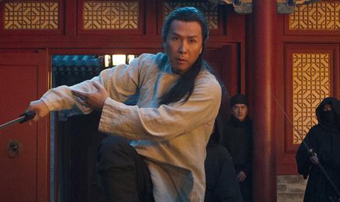 Crouching Tiger Hidden Dragon Sword of Destiny