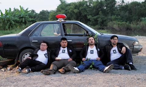 Oversized Cops
