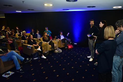 Sarajevo CineLink Work In Progess