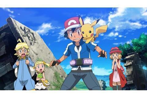 Pokemon XYZ Volcanion And The Clockwork Magearna