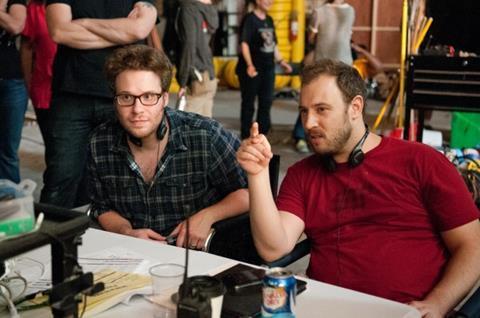 Seth Rogan and Evan Goldberg