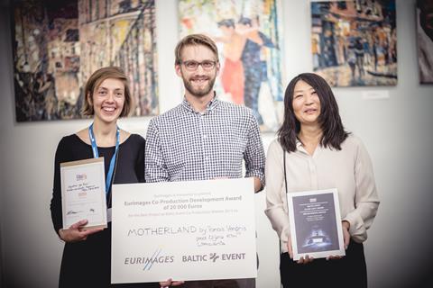 Baltic Event 2015 winners