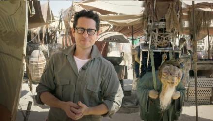 Star Wars: Episode VII Abu Dhabi