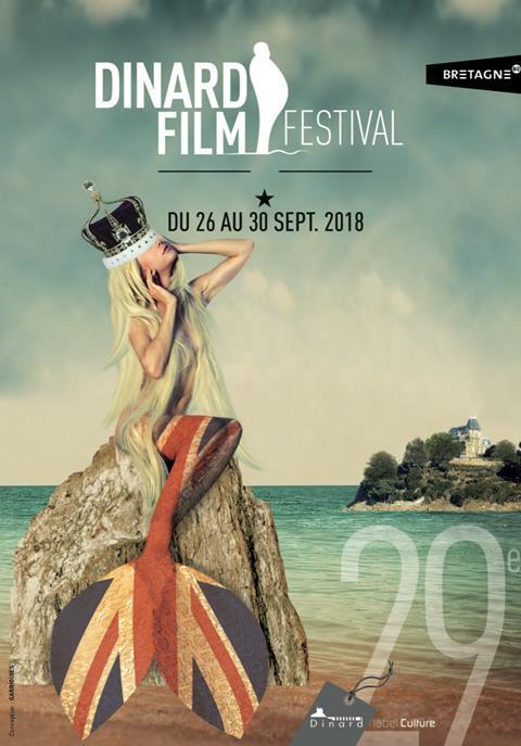 Dinard Film Festival 2018 poster