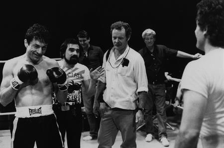 Raging Bull behind the scenes