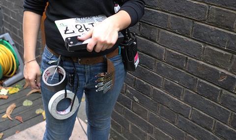 Woman filmmaker image