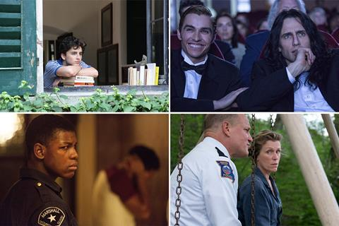 Early oscar picks