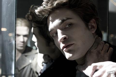 Robert Pattison in Twilight