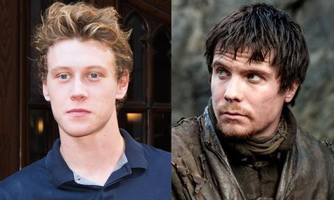 George Mackay Joe Dempsie