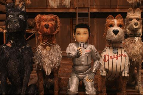 isle of dogs c 2017 twentieth century fox