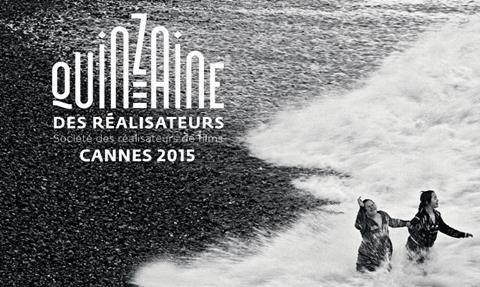 Cannes Directors Fortnight 2015