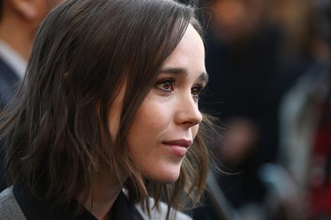 Ellen Page at Zurich Film Festival