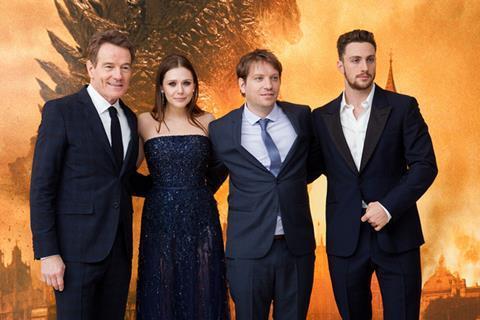 Godzilla - European premiere
