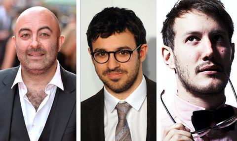 Spencer Millman Simon Bird Jonny Sweet