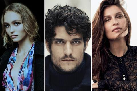 louis garrel laetitia casta lily rose depp efm