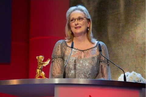 Meryl Streep Berlinale 2012