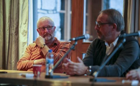 Peter Aalbaek Jensen and Helge Sasse