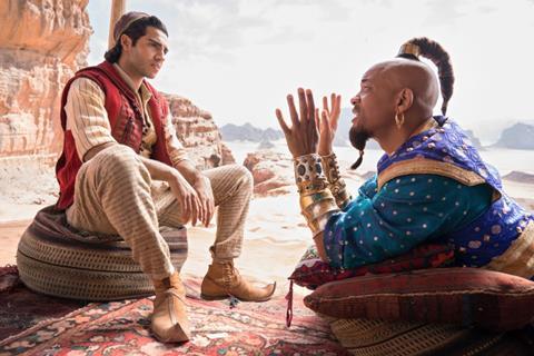 aladdin movie review 2020