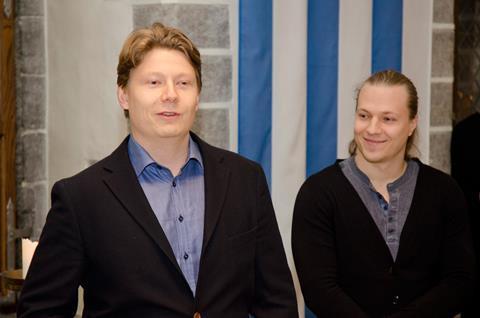 Jukka Vidgren and Juuso Laatio