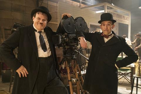 Stan & Ollie London Film Festival