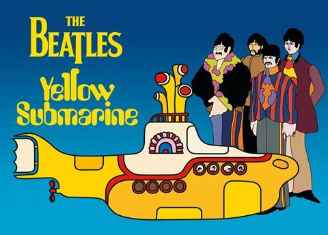 Picturehouse strikes deal with Apple for 'Yellow Submarine ...