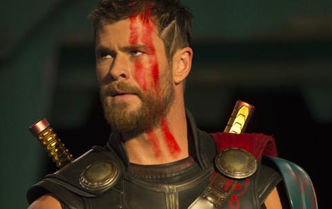 Thor: Ragnarok cropped