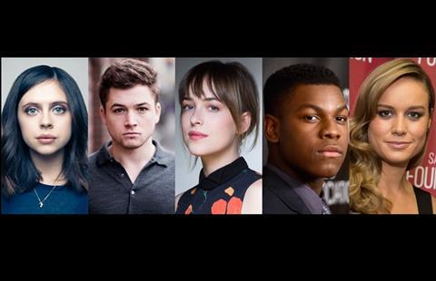 BAFTA Rising Star nominees 2016