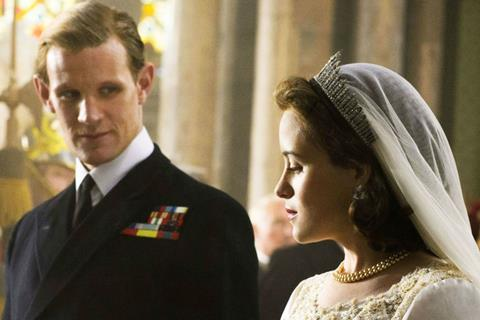 the crown c netflix