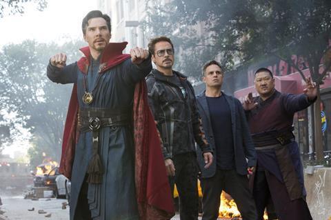 avengers infinity war us release date