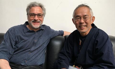 Michael-Dudok-de-Wit-and-Toshio-Suzuki
