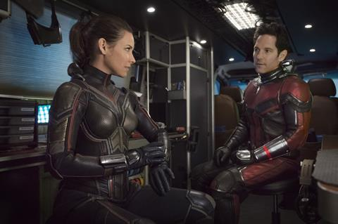 Ant-Man And The Wasp Disney