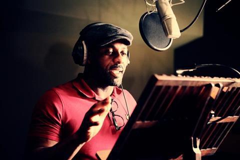 Idris Elba narrating Enchanted Kingdom