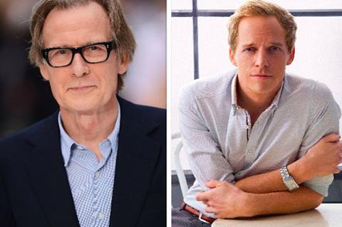 Bill nighy and chris geere
