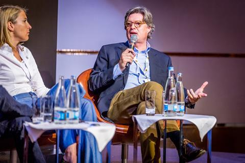 Antony Root HBO Europe Zurich Summit