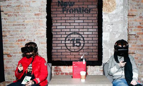 Sundance VR residency