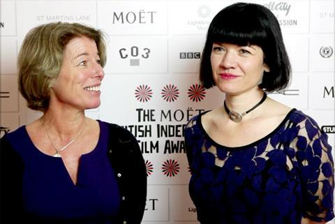 Tessa Collinson and Johanna von Fischer