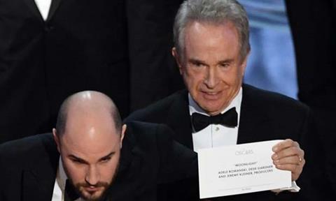 Oscars Warren Beatty